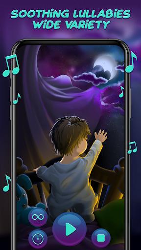 الأطفال أغاني النوم 1 تصوير الشاشة