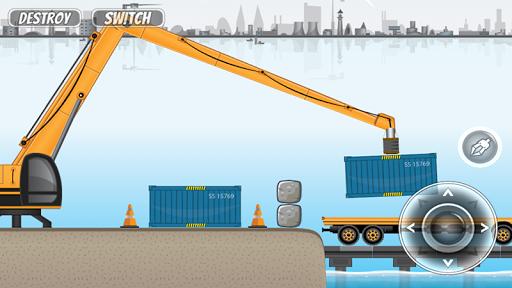 Construction City 5 تصوير الشاشة