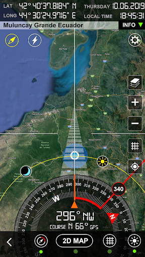 Compass S8 (GPS Camera) 6 تصوير الشاشة