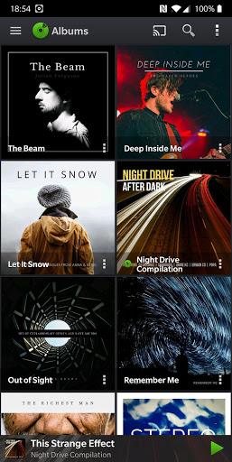 PlayerPro Music Player (Free) screenshot 1