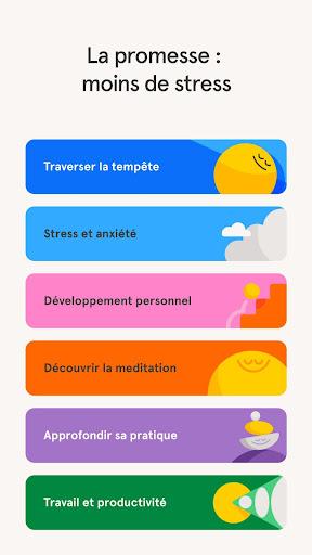 Headspace: Méditation & Sommeil screenshot 1
