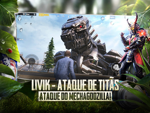 PUBG MOBILE - Travessia screenshot 14