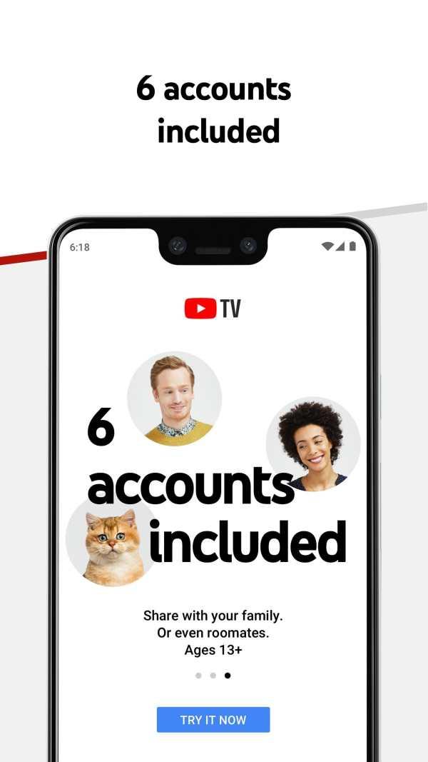YouTube TV - Watch & Record Live TV screenshot 5