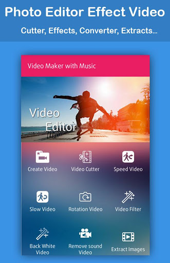 Video Maker with Photo and Music screenshot 1