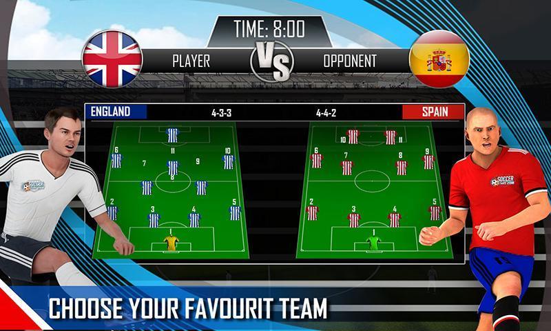 Real Football WC 2018 Dream League Soccer Stars 2 تصوير الشاشة