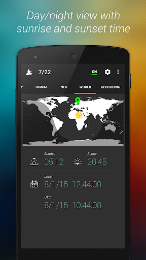 GPS Data screenshot 5