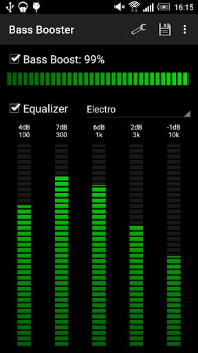 Bass Booster - Music Equalizer 4 تصوير الشاشة