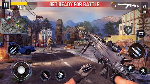 Real Commando Secret Mission - Free Shooting Games screenshot 1