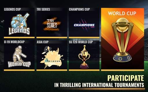 Sachin Saga Cricket Champions screenshot 12