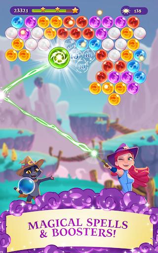 Bubble Witch 3 Saga 10 تصوير الشاشة