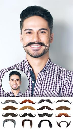 Man Hair Style : New hair, mustache, beard styles screenshot 7