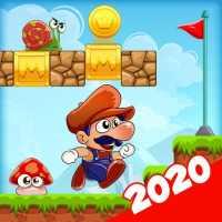 Super Bino Go: Best 2020 Adventure Game أيقونة
