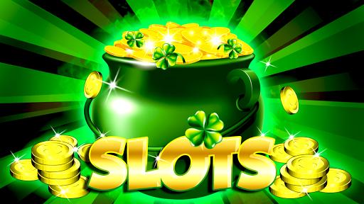 Lucky Irish Slot Machines: Free Coins 1 Million! screenshot 1