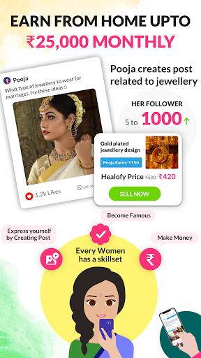 Healofy:Indian Pregnancy Parenting & Baby products 2 تصوير الشاشة