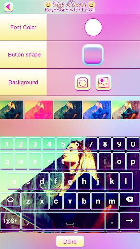 الخلفية لوحة المفاتيح 5 تصوير الشاشة