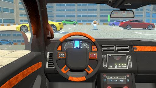 Car Parking Simulator Games: Prado Car Games 2021 screenshot 3