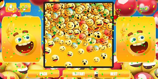 Emoji puzzle 3 تصوير الشاشة