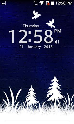 Clock Live Wallpaper - Analog, Digital Clock 2020 screenshot 3