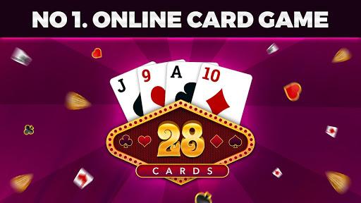 28 Card Game Multiplayer 1 تصوير الشاشة