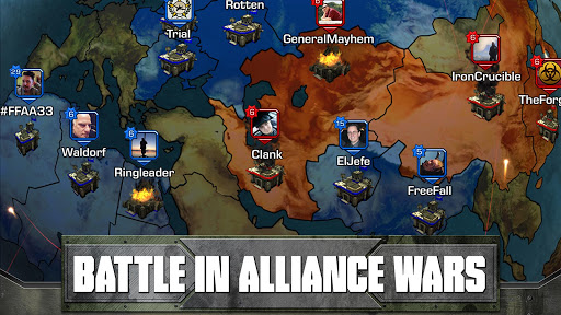 Empires and Allies screenshot 3