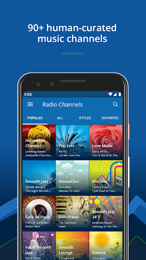 RadioTunes: Hits, Jazz, 80s, Relaxing Music screenshot 3