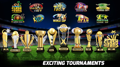 World Cricket Battle 2: Play Free Auction & Career 8 تصوير الشاشة