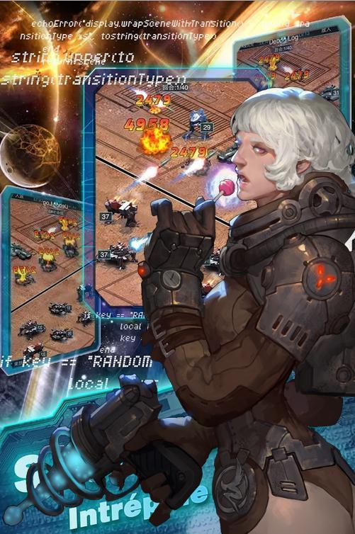 Empires&War: Blood Q Invasion 4 تصوير الشاشة
