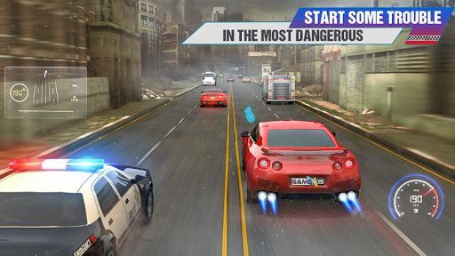 Crazy Car Traffic Racing Games 2020: New Car Games screenshot 5