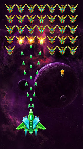 Galaxy Attack: Alien Shooter screenshot 1