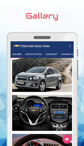 Chevrolet New Aveo Sonic T300 screenshot 4