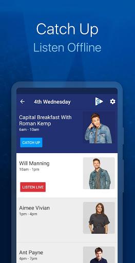 Capital FM Radio App 3 تصوير الشاشة