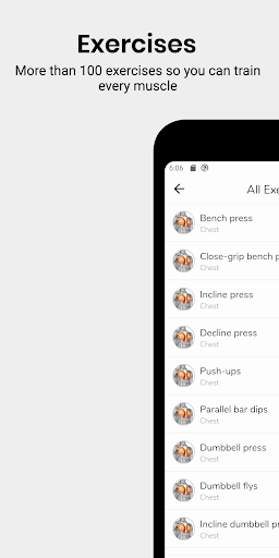 Total Fitness - Home & Gym training screenshot 3