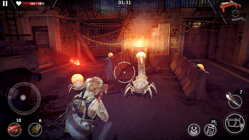 Left to Survive: Apocalypse & Dead Zombie Shooter screenshot 3