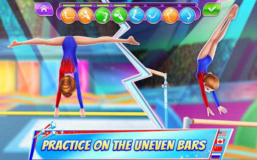 Gymnastics Superstar - Spin your way to gold! 6 تصوير الشاشة