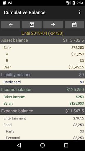Daily Money 5 تصوير الشاشة