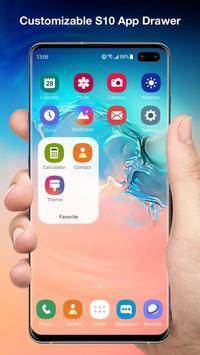 Galaxy S10 Launcher for Samsung 4 تصوير الشاشة