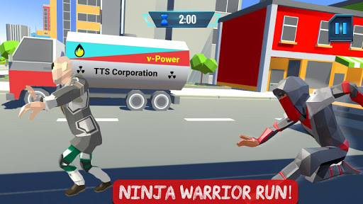 Ninja Rope Hero Crime City Mafia: Superhero Games screenshot 7