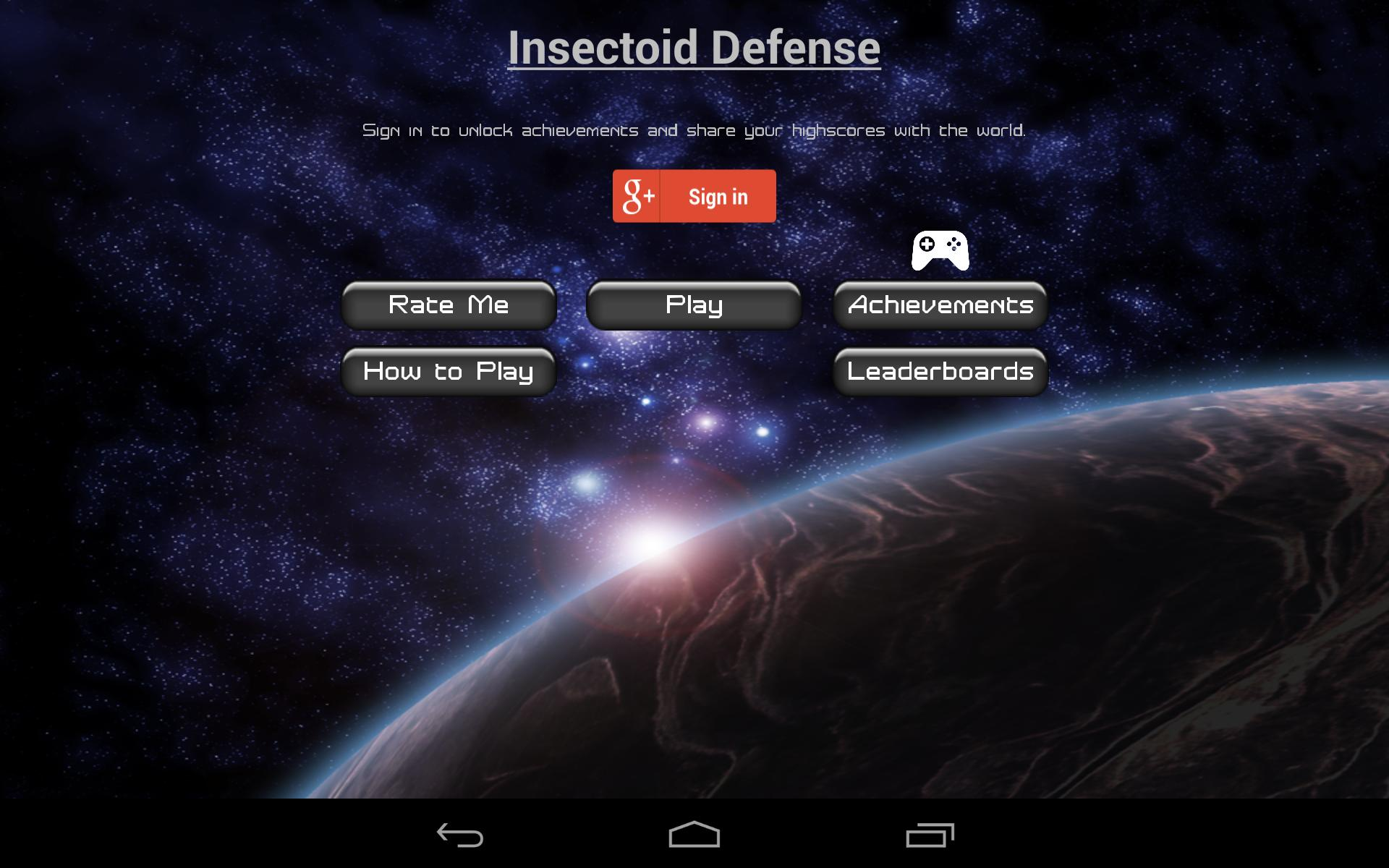 Insectoid Defense screenshot 5