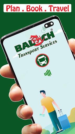 Baloch Transport - Online Ticketing screenshot 2