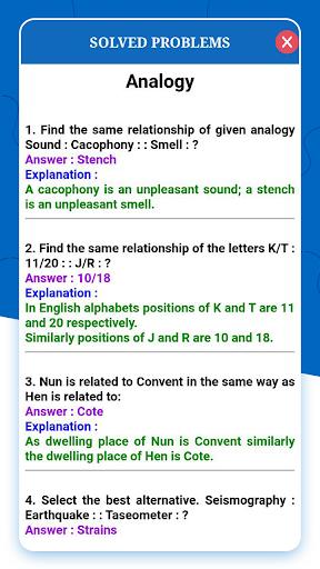 Logical Reasoning Test : Practice, Tips & Tricks screenshot 4