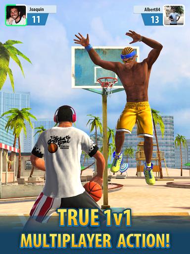 Basketball Stars 8 تصوير الشاشة