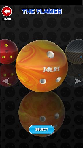 Strike! Ten Pin Bowling 6 تصوير الشاشة