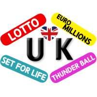 UK Lotto Number Generator(Physics Engine)