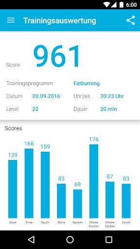 Easy Motion Skin - My Stats screenshot 2