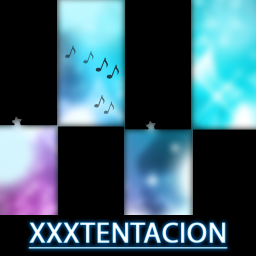 XXXTentacion Piano Game أيقونة