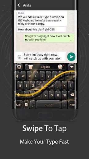 Hi Keyboard - Emoji Sticker, GIF, Animated Theme screenshot 8