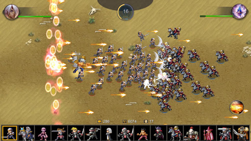 Miragine War screenshot 7