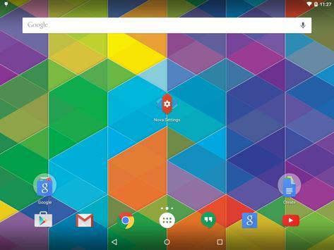 Nova Launcher скриншот 10