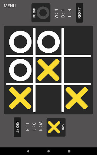 Tic Tac Toe : Noughts and Crosses, OX, XO screenshot 6