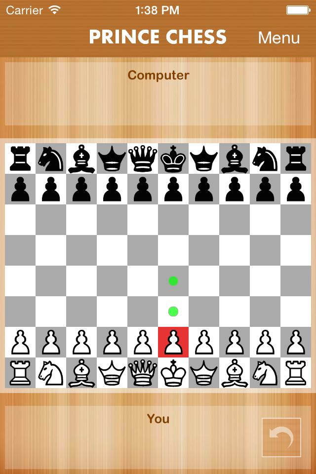 Prince Chess screenshot 9